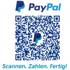 Paypal zum scannen